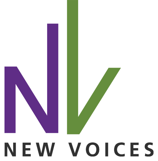 New Voices Foundation Logo